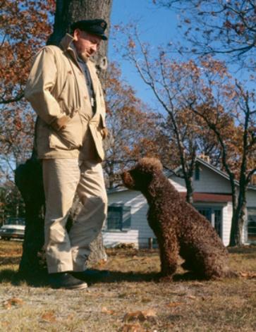 Viajes con Charley, de John Steinbeck