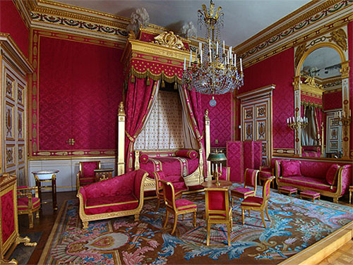La belleza real del ch teau de compi gne for Decoration 19eme siecle