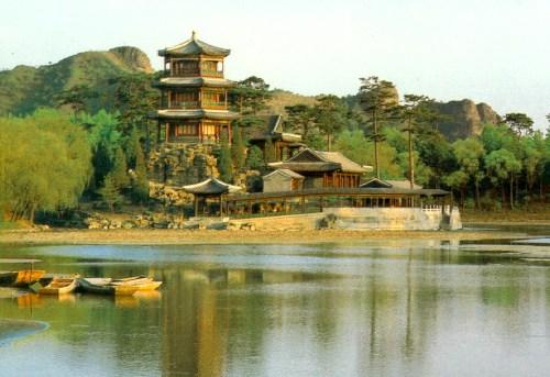 Residencia de montaña y templos de Chengde