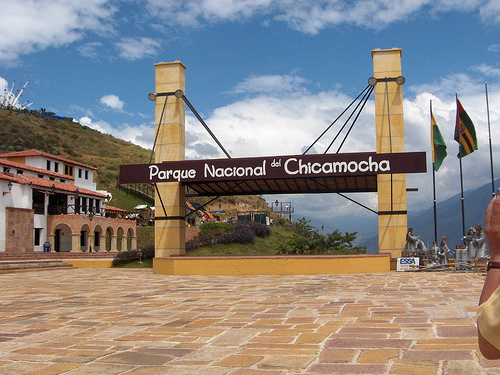 Parque Nacional de Chicamocha, pasión por la adrenalina