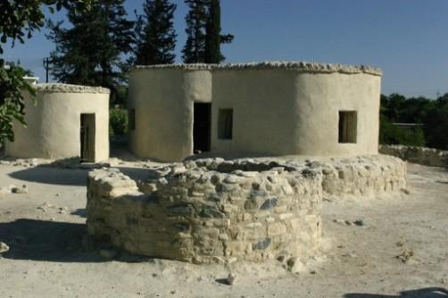Choirokoitia, asentamiento neolítico en Chipre