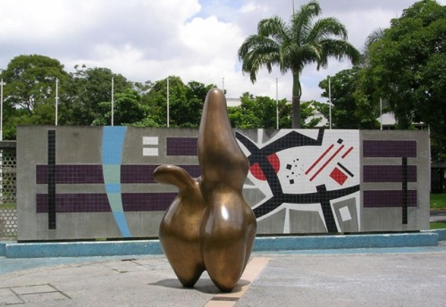 La Ciudad Universitaria de Caracas