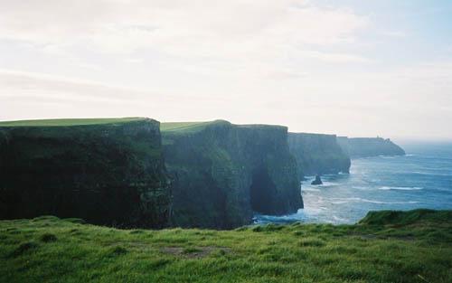 Cliffs of Moher, acantilados en Irlanda