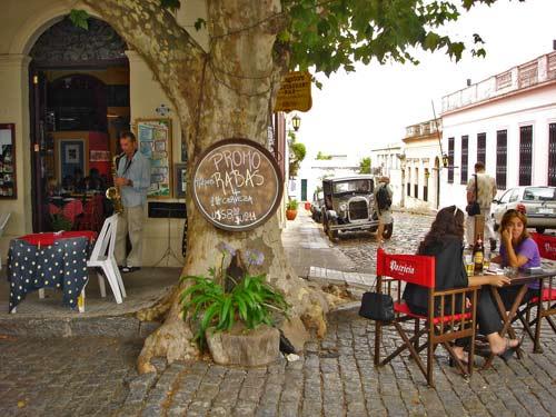 Colonia del Sacramento Uruguay  city pictures gallery : Colonia del Sacramento, un rincón de paz en Uruguay