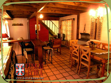 Cabaña rural Euskal Echea