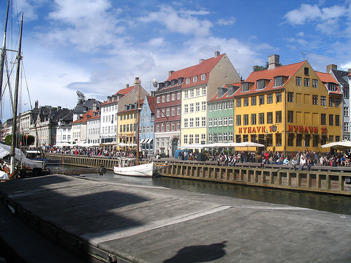 Viaje a Copenhague, guía de turismo