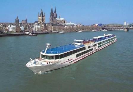 Atravesando Mainz