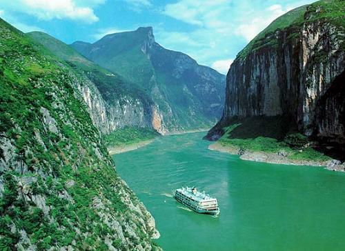 Cruceros en China