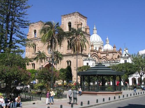 Cuenca, ciudad Patrimonio en Ecuador
