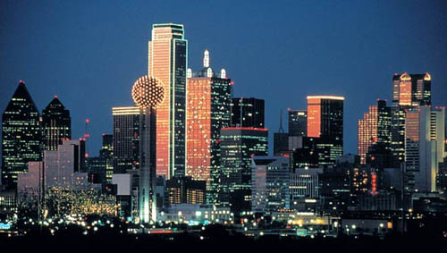 Dallas, el corazón de Texas