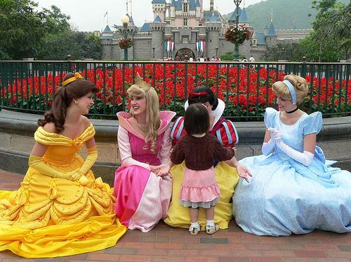 Disneyland en Hong Kong