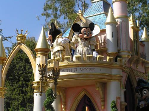 Cabalgata de Disneylandia