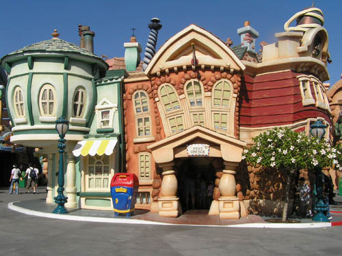 Disneylandia Pueblo