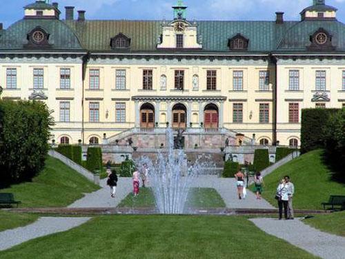 El Tour de los Tres Palacios, en Suecia