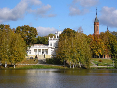 Los spas de Druskininkai, en Lituania