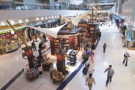 Centro comercial Dubai, Emiratos