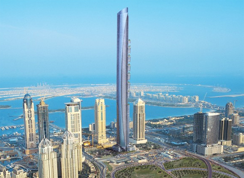 Protocolo fantasma, Dubai