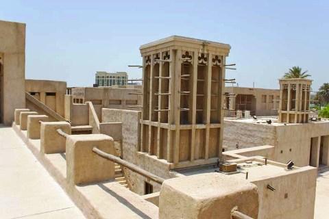 Casa del Jeque Saeed Al Maktoum