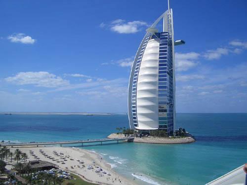 Hotel Burj Al Arab, el símbolo de Dubai