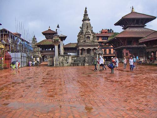 Baktapur, el tesoro de los devotos
