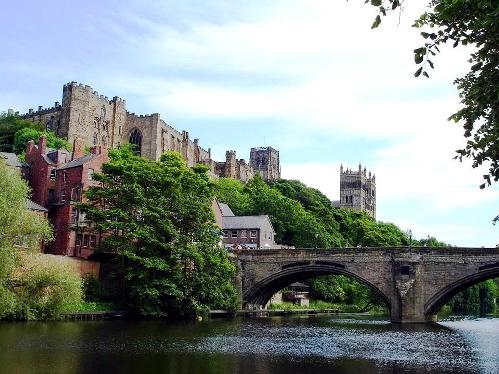 Castillo y catedral de Durham