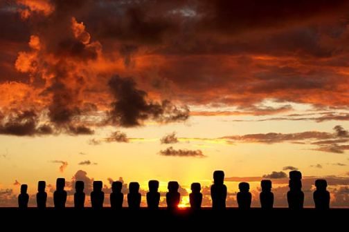 Videos espectaculares: la Isla de Pascua