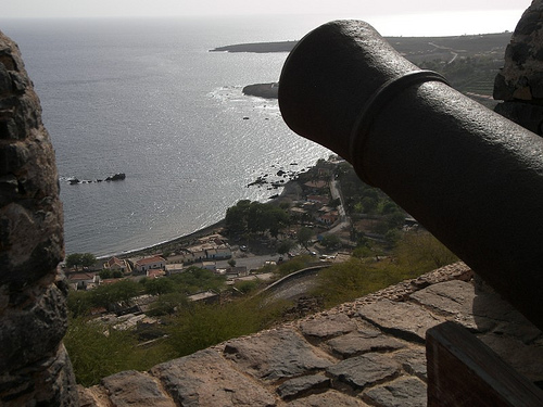 el-oceano-desde-el-fuerte-de-cidade-velha