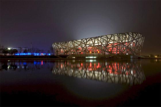 Estadio Nacional de Pekin