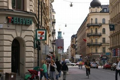 Alojamiento barato en Suecia