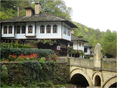 Etura, un museo al aire libre en Bulgaria