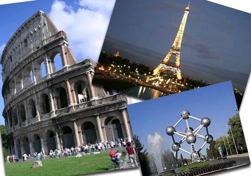 Un Viaje Inici Tico A Europa De Jorge S Nchez