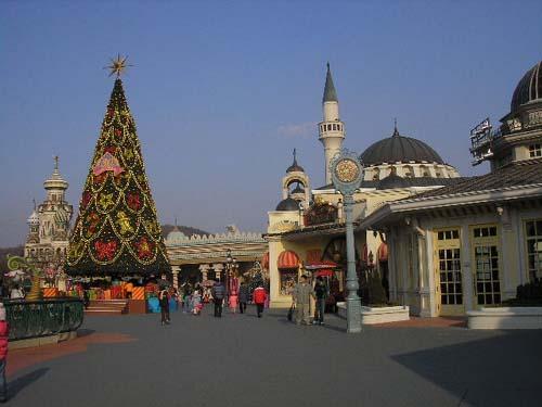Everland, el mejor parque de atracciones de Corea del Sur