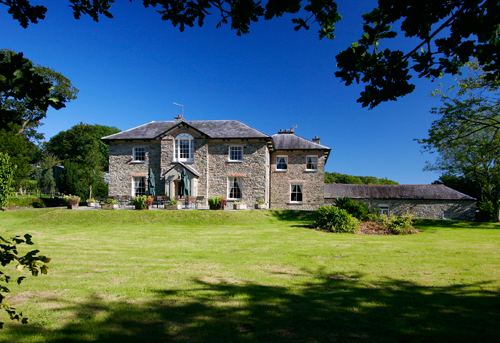 Ty Mawr Mansion Country House en Lampeter