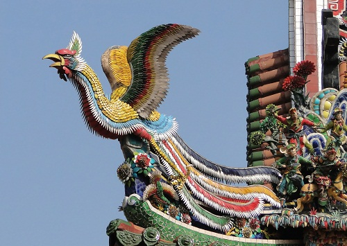 Feng Huang Cheng, el fénix de China