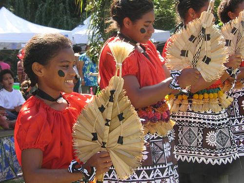 El Festival Pasifika, cultural polinesia en Auckland