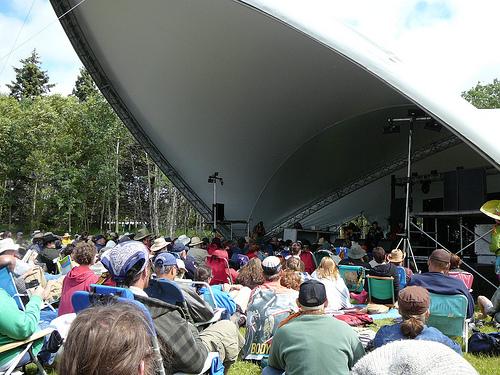 Música folk en Winnipeg, Canadá