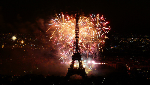 Fiesta en Paris