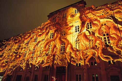 La Fiesta de las luces, en Lyon