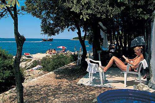 Las playas nudistas de Istria en Croacia