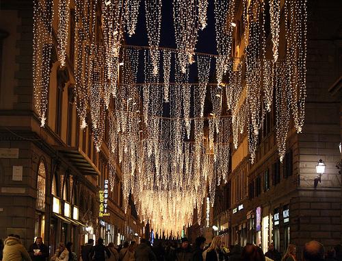 Florencia, Italia, Navidad