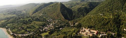 La Fortaleza Anacopia, destino en Abjasia