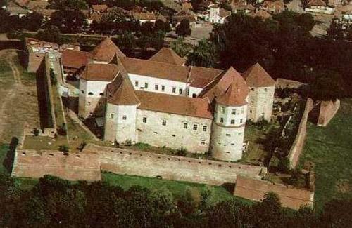 Faragas, una fortaleza medieval en Rumanía