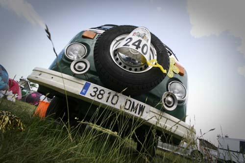 8ª edición de Furgo Volkswagen