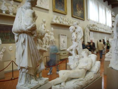 Galeria de la Academia de Florencia