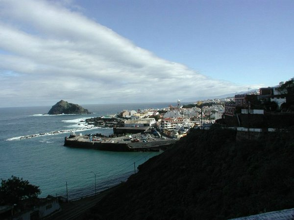 Vista de Garachico