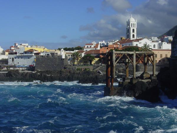 Garachico, la joya más blanca de Tenerife