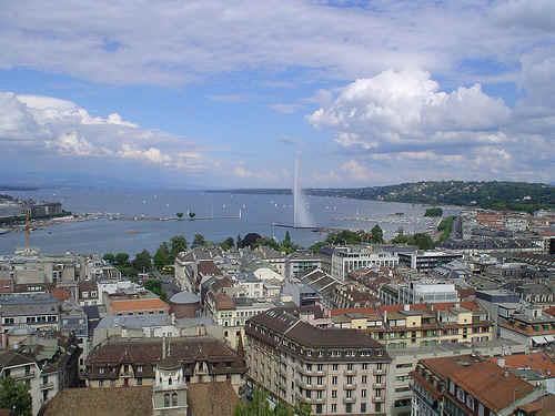 Viaje a Ginebra, guía de turismo
