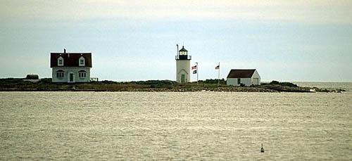 Faro en Maine, Goat
