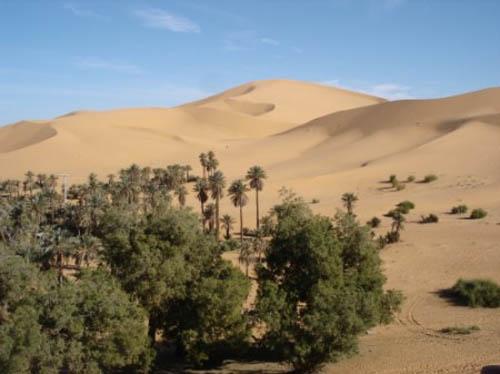 Gourara, destino de aventuras en Argelia