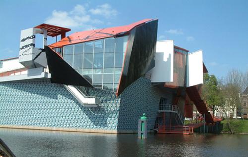 El Museo Groninger, en Holanda